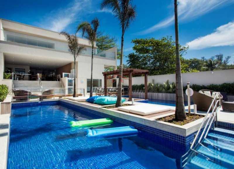 12 - Apartamento à venda Rua NILTON SANTOS,Recreio dos Bandeirantes, Rio de Janeiro - R$ 408.608 - PEAP21196 - 13