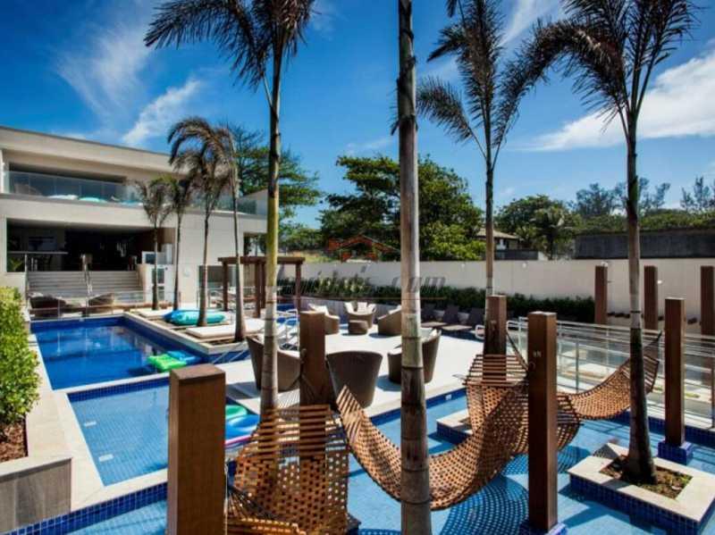 13 - Apartamento à venda Rua NILTON SANTOS,Recreio dos Bandeirantes, Rio de Janeiro - R$ 408.608 - PEAP21196 - 14