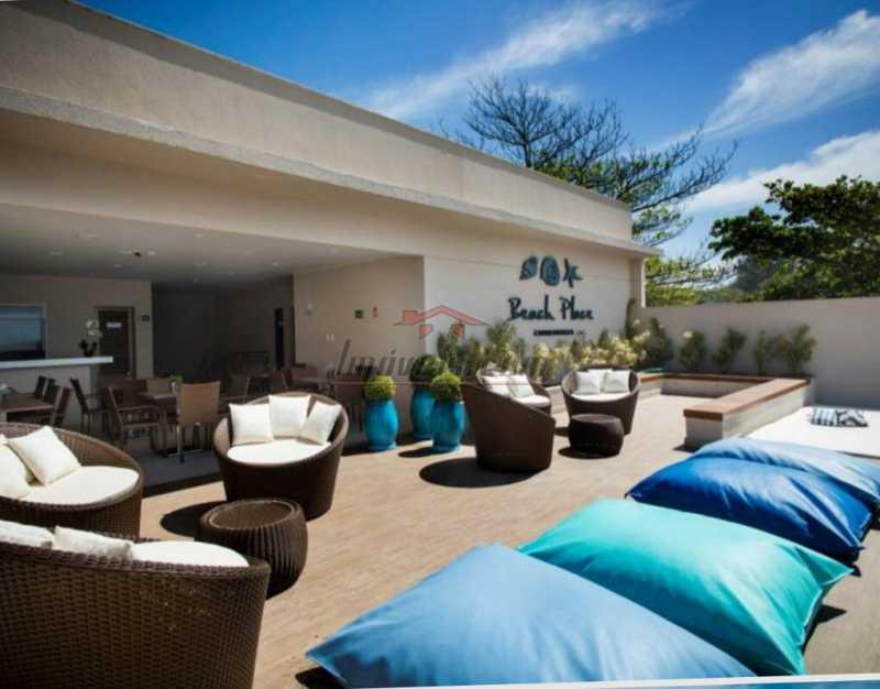 14 - Apartamento à venda Rua NILTON SANTOS,Recreio dos Bandeirantes, Rio de Janeiro - R$ 408.608 - PEAP21196 - 15