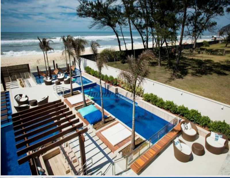 15 - Apartamento à venda Rua NILTON SANTOS,Recreio dos Bandeirantes, Rio de Janeiro - R$ 408.608 - PEAP21196 - 16