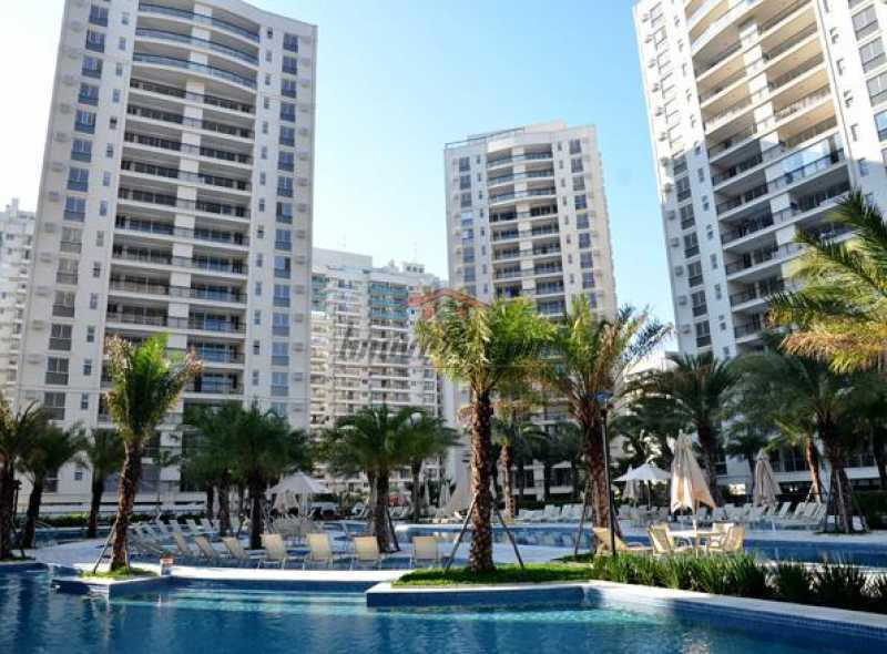1 - Apartamento à venda Avenida Vice-Presidente José Alencar,Barra da Tijuca, Rio de Janeiro - R$ 1.480.000 - PEAP30472 - 1