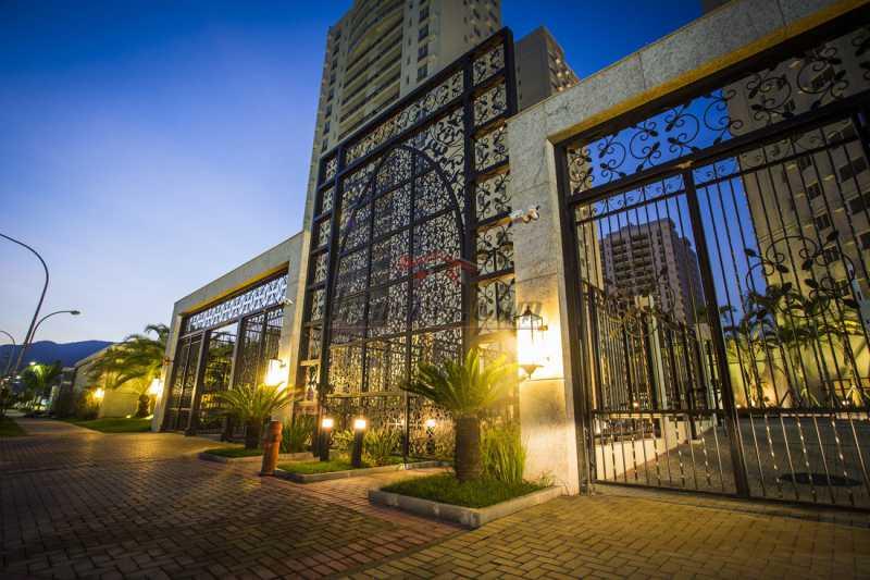 2 - Apartamento à venda Avenida Vice-Presidente José Alencar,Barra da Tijuca, Rio de Janeiro - R$ 1.480.000 - PEAP30472 - 3