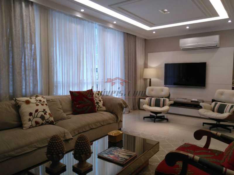 3 - Apartamento à venda Avenida Vice-Presidente José Alencar,Barra da Tijuca, Rio de Janeiro - R$ 1.480.000 - PEAP30472 - 4