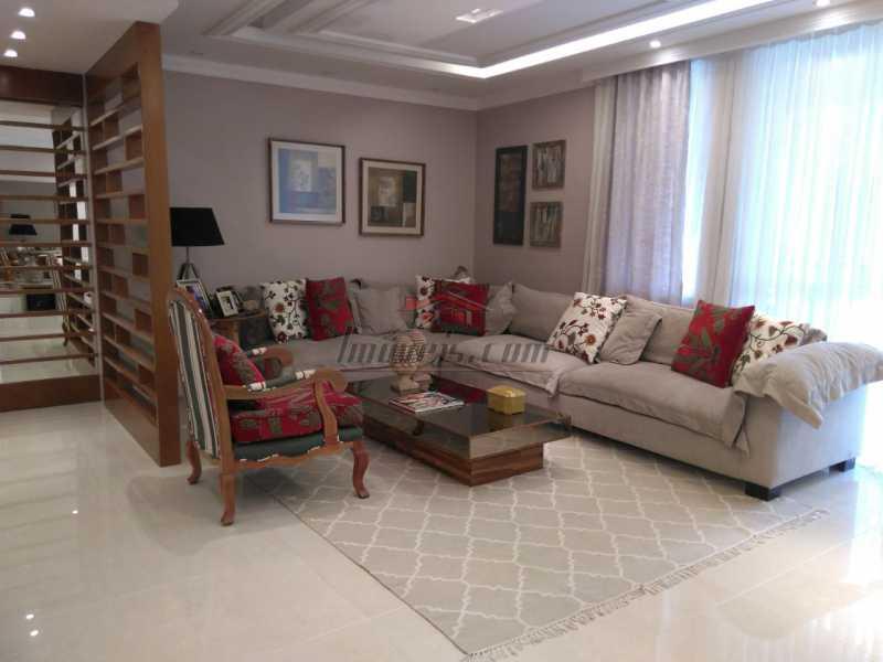 4 - Apartamento à venda Avenida Vice-Presidente José Alencar,Barra da Tijuca, Rio de Janeiro - R$ 1.480.000 - PEAP30472 - 5