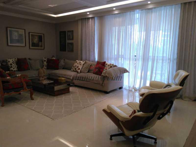 5 - Apartamento à venda Avenida Vice-Presidente José Alencar,Barra da Tijuca, Rio de Janeiro - R$ 1.480.000 - PEAP30472 - 6