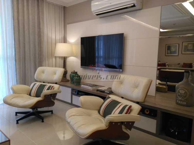 6 - Apartamento à venda Avenida Vice-Presidente José Alencar,Barra da Tijuca, Rio de Janeiro - R$ 1.480.000 - PEAP30472 - 7