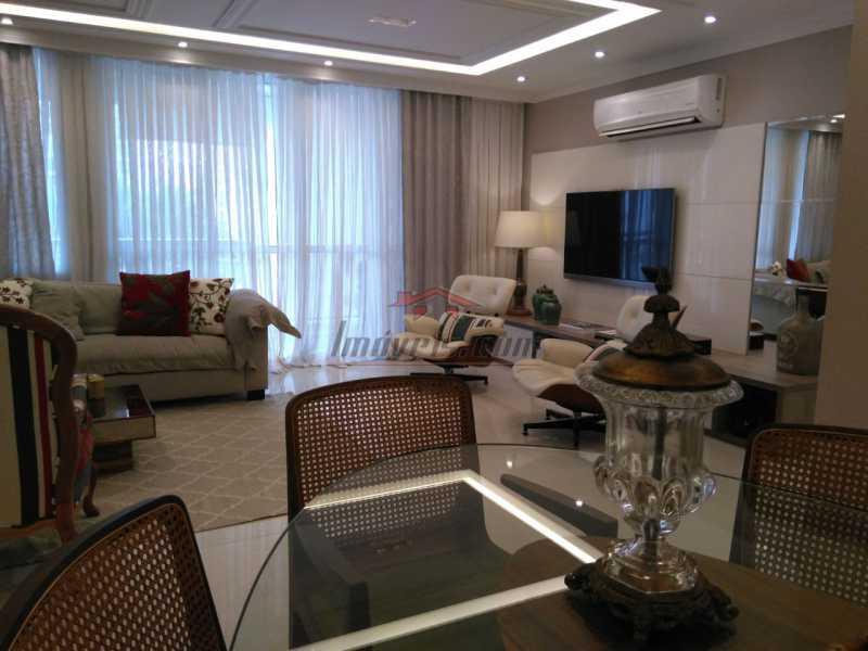 8 - Apartamento à venda Avenida Vice-Presidente José Alencar,Barra da Tijuca, Rio de Janeiro - R$ 1.480.000 - PEAP30472 - 9