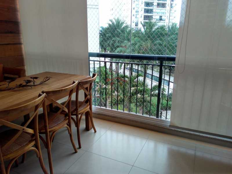 10 - Apartamento à venda Avenida Vice-Presidente José Alencar,Barra da Tijuca, Rio de Janeiro - R$ 1.480.000 - PEAP30472 - 11