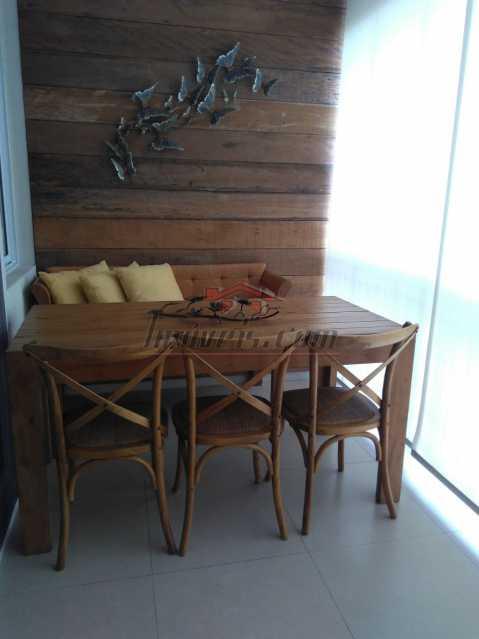 12 - Apartamento à venda Avenida Vice-Presidente José Alencar,Barra da Tijuca, Rio de Janeiro - R$ 1.480.000 - PEAP30472 - 13