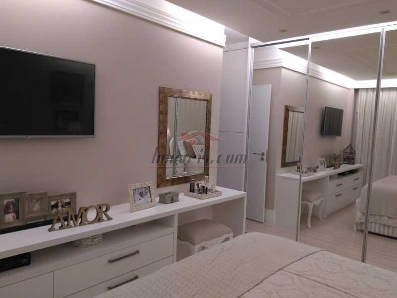 15 - Apartamento à venda Avenida Vice-Presidente José Alencar,Barra da Tijuca, Rio de Janeiro - R$ 1.480.000 - PEAP30472 - 16