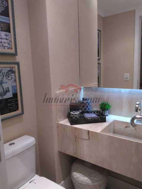 22 - Apartamento à venda Avenida Vice-Presidente José Alencar,Barra da Tijuca, Rio de Janeiro - R$ 1.480.000 - PEAP30472 - 23