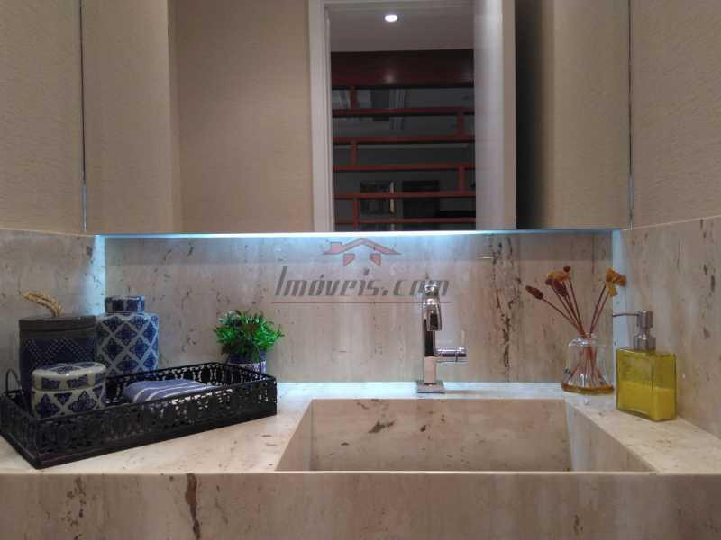 23 - Apartamento à venda Avenida Vice-Presidente José Alencar,Barra da Tijuca, Rio de Janeiro - R$ 1.480.000 - PEAP30472 - 24