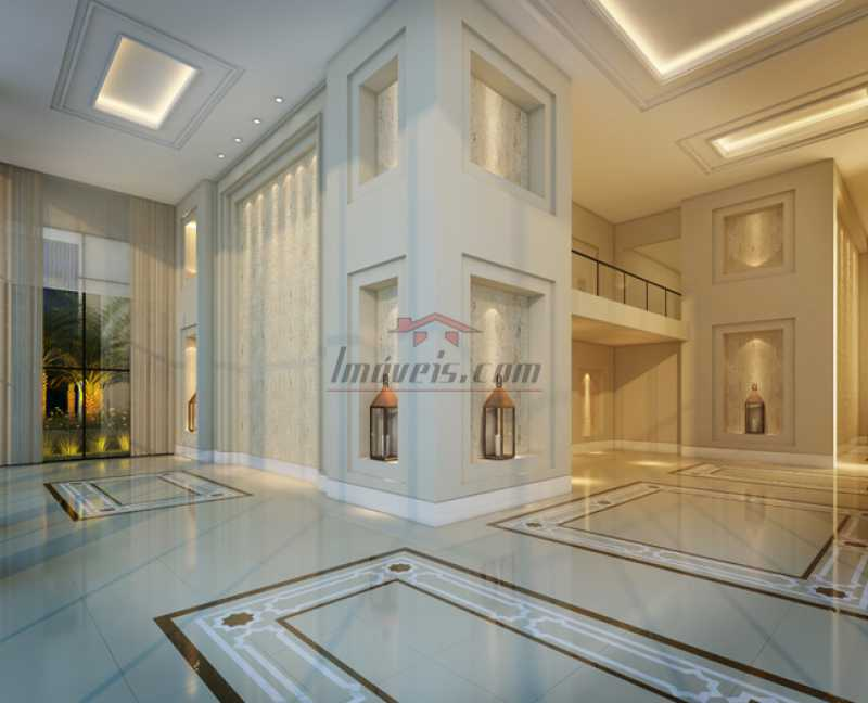 25 - Apartamento à venda Avenida Vice-Presidente José Alencar,Barra da Tijuca, Rio de Janeiro - R$ 1.480.000 - PEAP30472 - 26