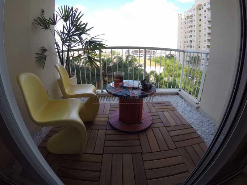 Apartamento 2 quartos à venda Recreio dos Bandeirantes, BAIRROS DE ATUAÇÃO ,Rio de Janeiro - R$ 505.000 - PEAP21213 - 1