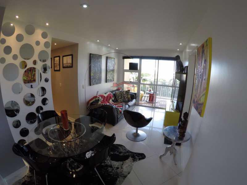 1 - Apartamento 2 quartos à venda Recreio dos Bandeirantes, BAIRROS DE ATUAÇÃO ,Rio de Janeiro - R$ 505.000 - PEAP21213 - 3
