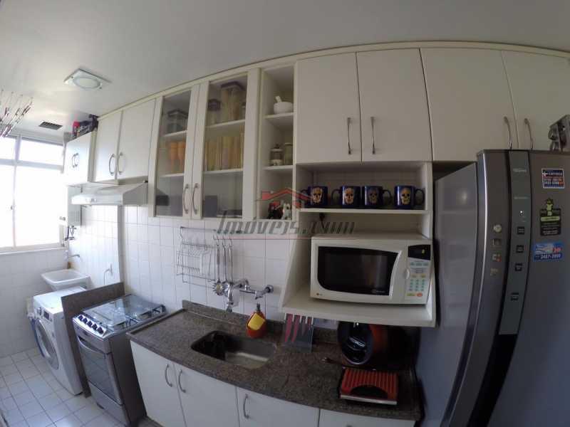 20 - Apartamento 2 quartos à venda Recreio dos Bandeirantes, BAIRROS DE ATUAÇÃO ,Rio de Janeiro - R$ 505.000 - PEAP21213 - 22