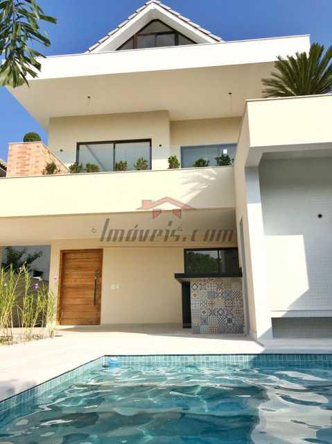 1 - Casa em Condominio Vargem Grande,Rio de Janeiro,RJ À Venda,4 Quartos,230m² - PSCN40032 - 1