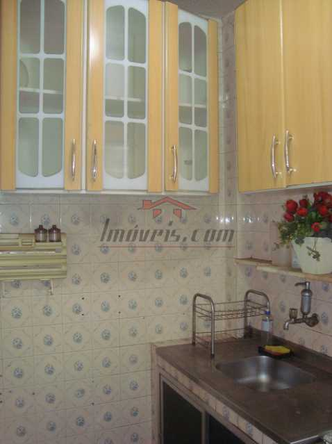 21 - cozinha Visão 2 - Apartamento 3 quartos à venda Campinho, Rio de Janeiro - R$ 190.000 - PSAP30507 - 21