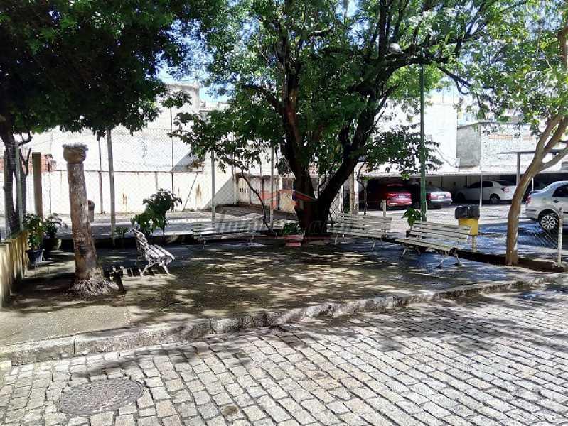 26 - Lazer, quadra ao fundo e  - Apartamento 3 quartos à venda Campinho, Rio de Janeiro - R$ 190.000 - PSAP30507 - 26