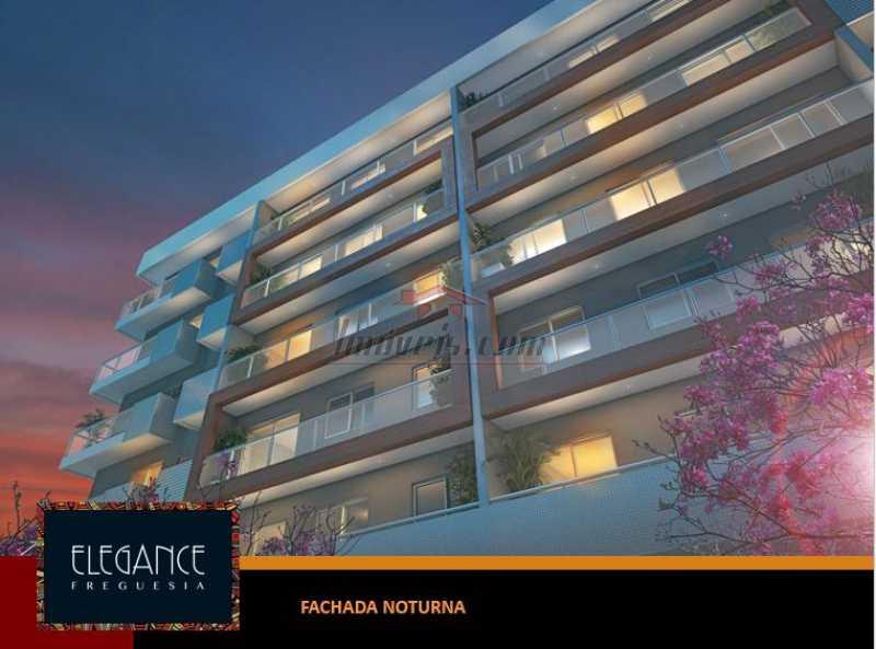 2 - Apartamento 2 quartos à venda Jacarepaguá, Rio de Janeiro - R$ 458.920 - PEAP21247 - 3
