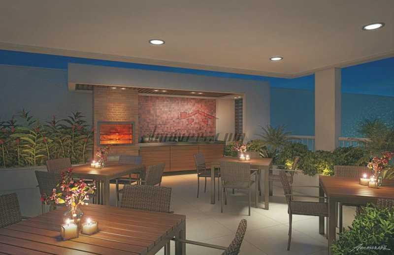 27 - Apartamento 2 quartos à venda Jacarepaguá, Rio de Janeiro - R$ 458.920 - PEAP21247 - 28