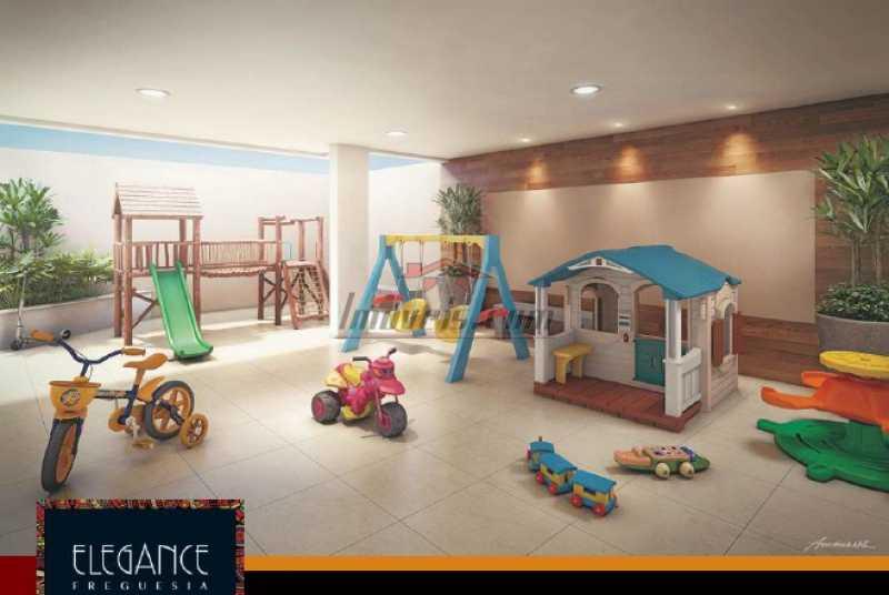 24 - Cobertura 2 quartos à venda Jacarepaguá, Rio de Janeiro - R$ 645.742 - PECO20038 - 25