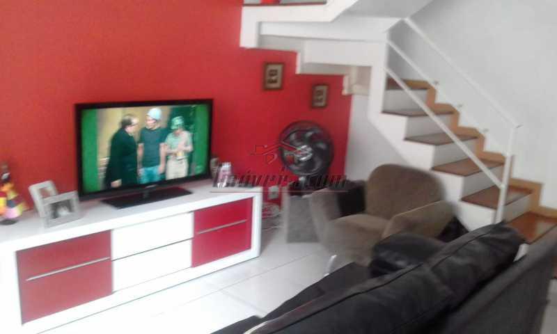 1 - Casa em Condomínio 2 quartos à venda Praça Seca, Rio de Janeiro - R$ 215.000 - PSCN20084 - 1