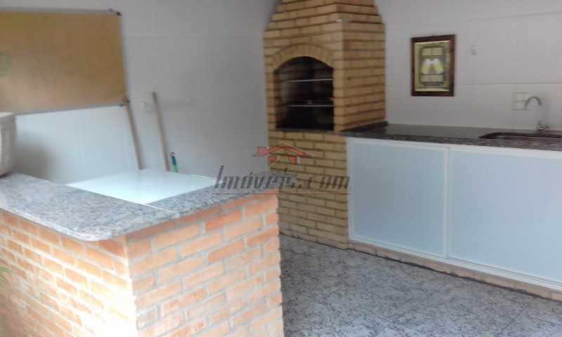 18 - Casa em Condomínio 2 quartos à venda Praça Seca, Rio de Janeiro - R$ 215.000 - PSCN20084 - 19