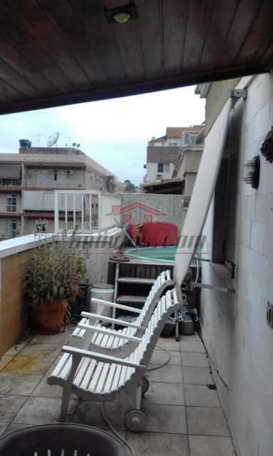 22 - Cobertura 4 quartos à venda Praça Seca, Rio de Janeiro - R$ 280.000 - PSCO40020 - 23