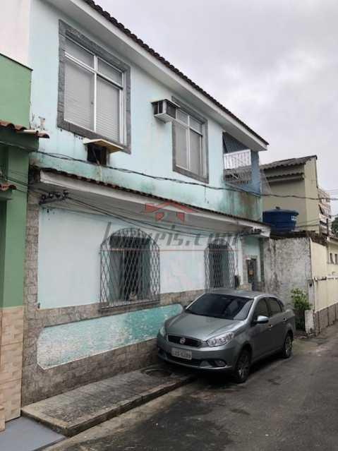 01 - Casa de Vila 4 quartos à venda Praça Seca, Rio de Janeiro - R$ 330.000 - PSCV40009 - 1