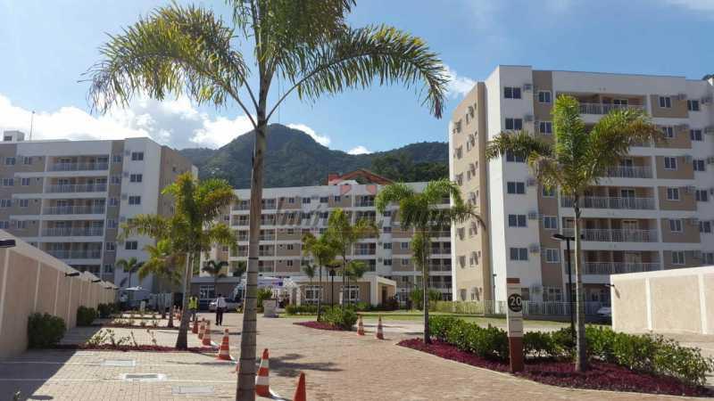 1 - Apartamento 3 quartos à venda Curicica, Rio de Janeiro - R$ 424.000 - PSAP30520 - 1