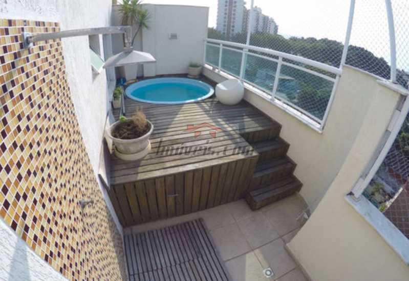 12 - Cobertura Pechincha,Rio de Janeiro,RJ À Venda,4 Quartos,144m² - PECO40026 - 1