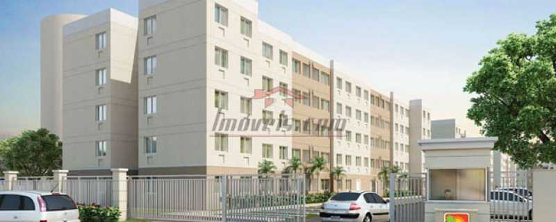 2 - Apartamento 3 quartos à venda Vargem Pequena, Rio de Janeiro - R$ 260.000 - PEAP30499 - 3