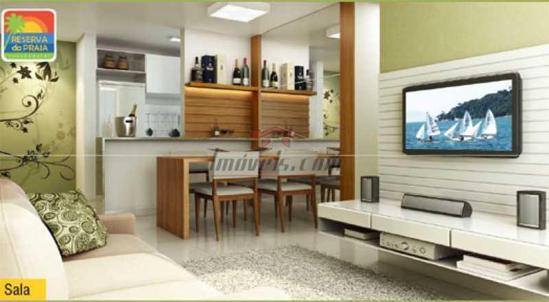 22 - Apartamento 3 quartos à venda Vargem Pequena, Rio de Janeiro - R$ 260.000 - PEAP30499 - 23