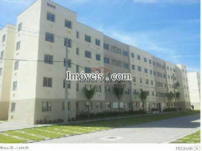 1 - Apartamento 3 quartos à venda Vargem Pequena, Rio de Janeiro - R$ 260.000 - PEAP30500 - 1