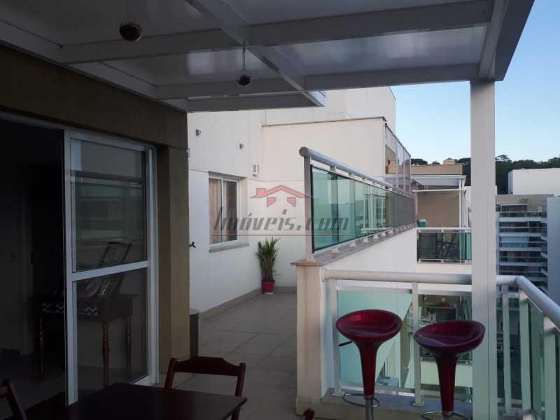 2. - Cobertura 3 quartos à venda Pechincha, Rio de Janeiro - R$ 520.000 - PECO30085 - 3