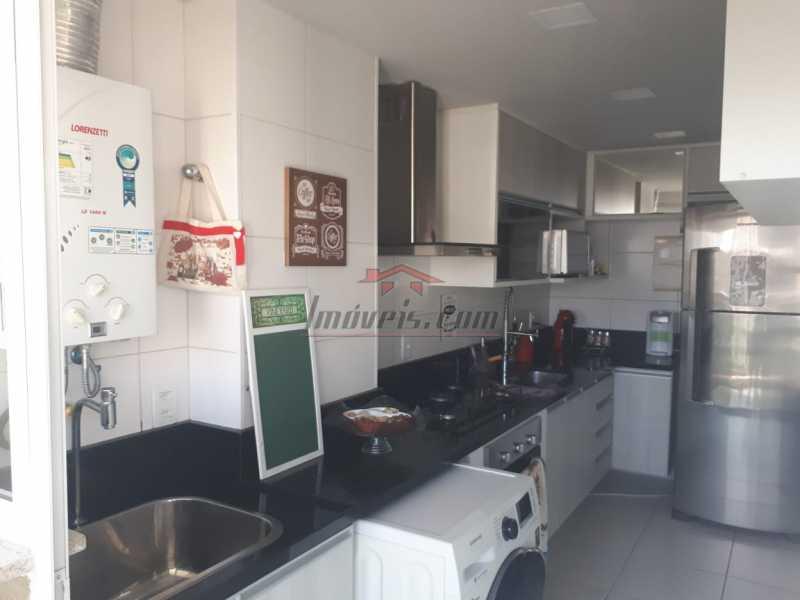 21. - Cobertura 3 quartos à venda Pechincha, Rio de Janeiro - R$ 520.000 - PECO30085 - 22