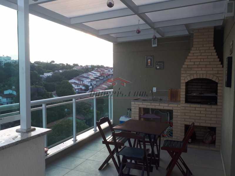 23. - Cobertura 3 quartos à venda Pechincha, Rio de Janeiro - R$ 520.000 - PECO30085 - 24