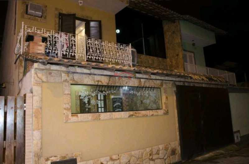 1 - Casa em Condomínio 3 quartos à venda Vila Valqueire, Rio de Janeiro - R$ 409.000 - PSCN30110 - 1