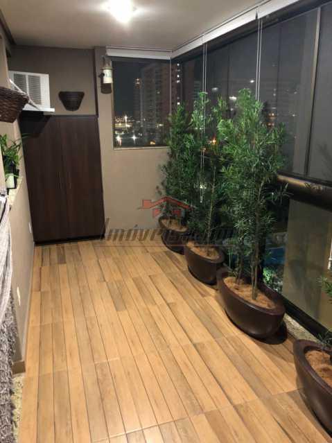4 - Apartamento 3 quartos à venda Jacarepaguá, Rio de Janeiro - R$ 640.000 - PEAP30507 - 5