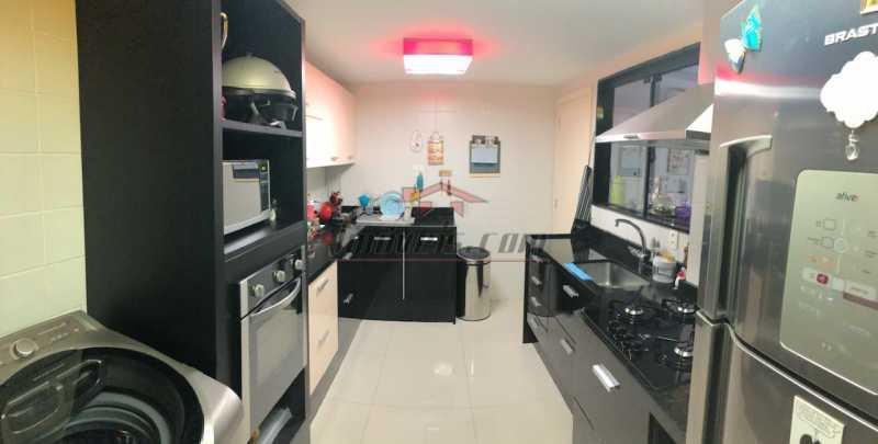 15 - Apartamento 3 quartos à venda Jacarepaguá, Rio de Janeiro - R$ 640.000 - PEAP30507 - 16