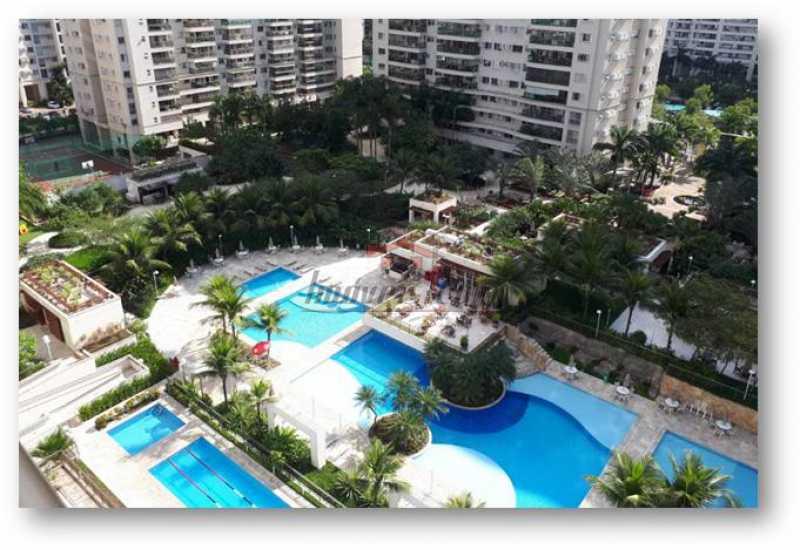 5 - Apartamento 3 quartos à venda Jacarepaguá, Rio de Janeiro - R$ 814.360 - PEAP30508 - 6