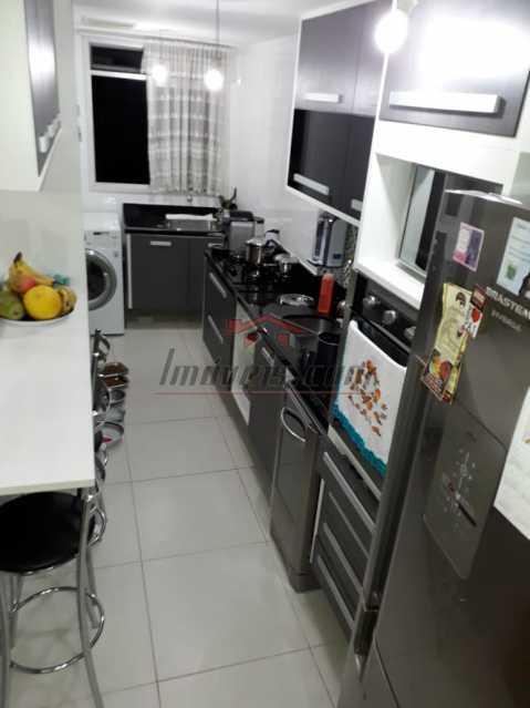 14 - Apartamento À Venda - Anil - Rio de Janeiro - RJ - PEAP21309 - 17