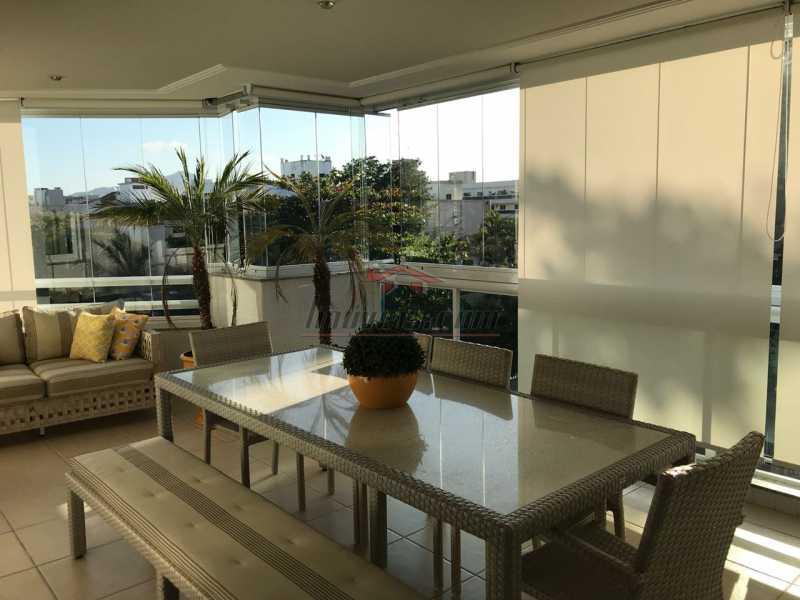 2 - Apartamento 3 quartos à venda Recreio dos Bandeirantes, Rio de Janeiro - R$ 940.000 - PEAP30513 - 4