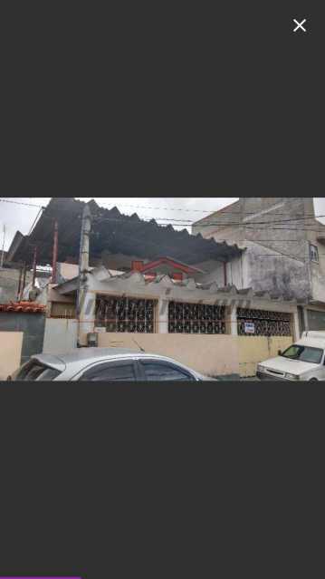 1e585f16-d6b2-4814-8194-48f7e5 - Casa 4 quartos à venda Realengo, Rio de Janeiro - R$ 350.000 - PECA40113 - 3