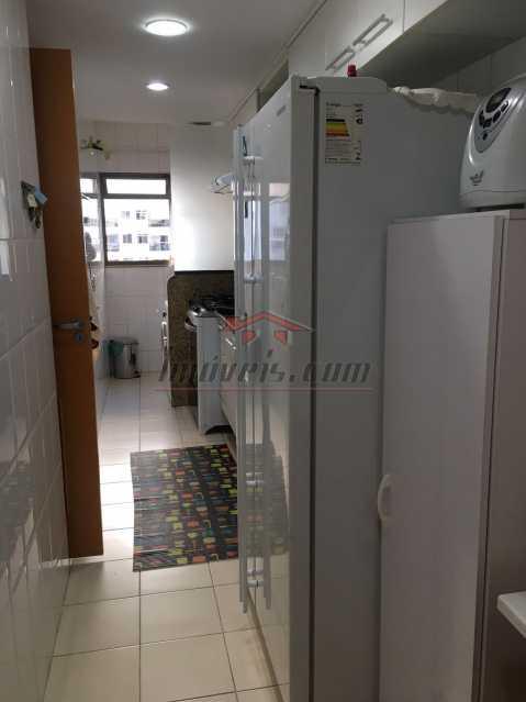 22 - Apartamento 3 quartos à venda Jacarepaguá, Rio de Janeiro - R$ 720.000 - PEAP30520 - 23