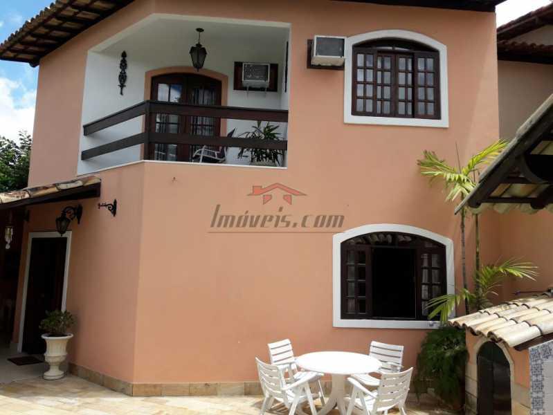 1 2 - Casa em Condomínio 3 quartos à venda Pechincha, Rio de Janeiro - R$ 665.000 - PECN30140 - 3
