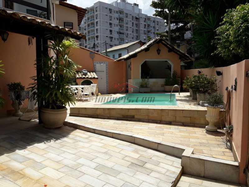 2 - Casa em Condomínio 3 quartos à venda Pechincha, Rio de Janeiro - R$ 665.000 - PECN30140 - 1