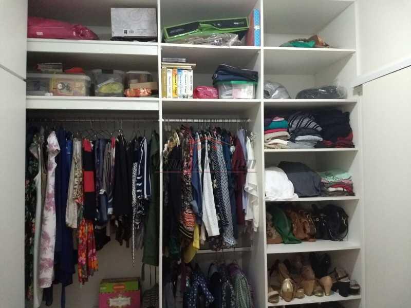 08 - Casa em Condomínio 3 quartos à venda Vila Valqueire, Rio de Janeiro - R$ 1.000.000 - PECN30142 - 9