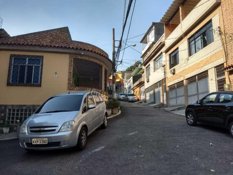 19 2 - Casa em Condomínio 3 quartos à venda Vila Valqueire, Rio de Janeiro - R$ 1.000.000 - PECN30142 - 20